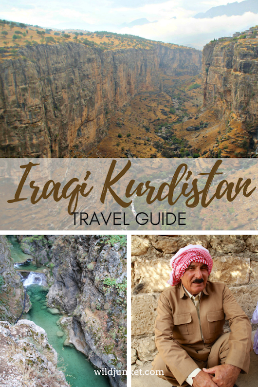 Iraqi Kurdistan Travel Guide: A Travel Blogger's Tips -- WildJunket