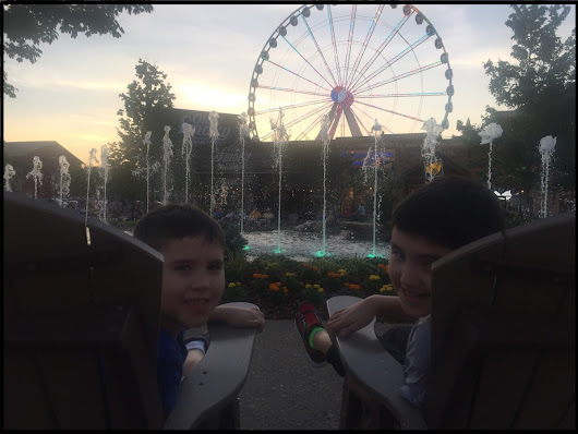 A Full Day of Fun in Pigeon Forge