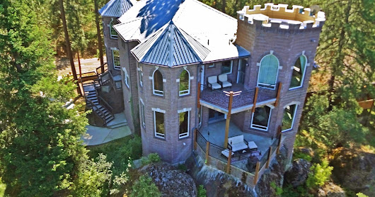 Live like Royalty in Your Own Castle! - 1419 E. Skyline Dr, Coeur d'Alene, ID 83814