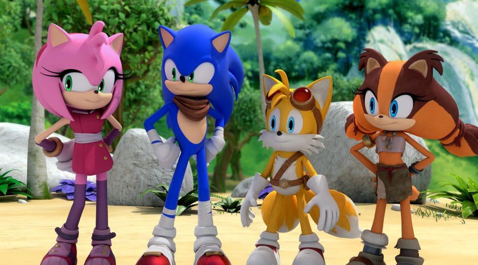 Minika Go Sonic Boom
