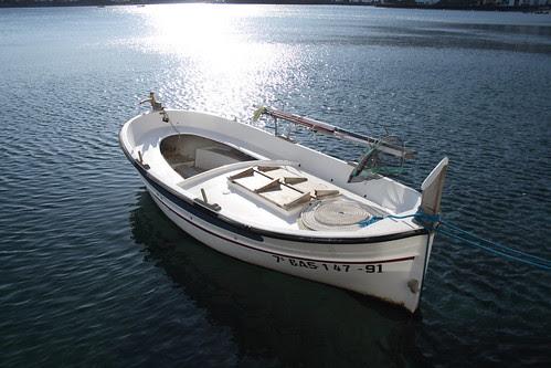 Barca al sol