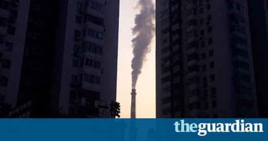 Just 90 companies caused two-thirds of man-made global warming emissions | Environment | The Guardian