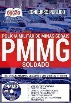 Apostila Polícia Militar/MG Soldado CFSd PM/MG