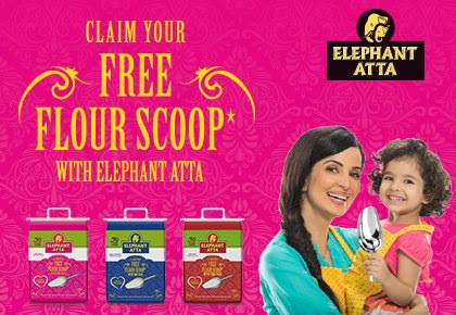 Promotions - Get the latest Elephant Atta's promotions here
