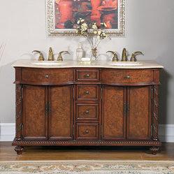 60 Inch Double Sink Bathroom Vanities and Sink Consoles on Houzz