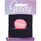Goody Ouchless Elastic - Black - 4mm - 17ct
