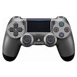 Sony PlayStation 4 DualShock 4 Wireless Controller, Steel Black (Black)