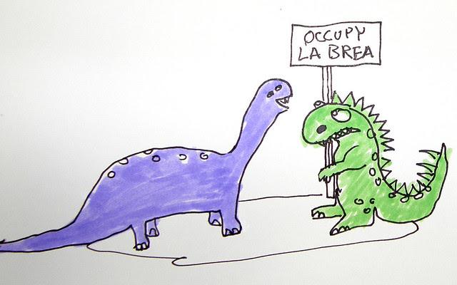 Occupy La Brea
