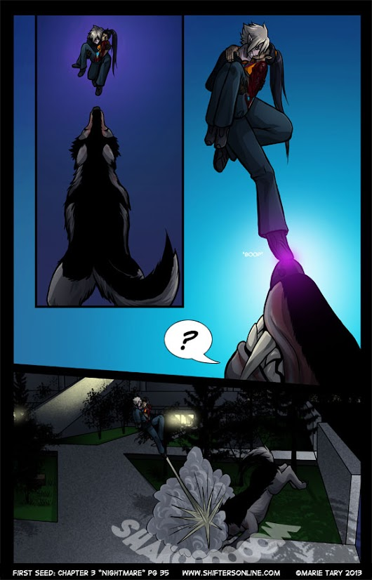 Chapter 3 Pg 35 - Shifters Online