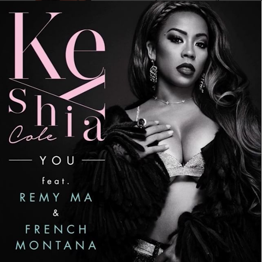 MUSIC FAB: Keyshia Cole Isn't Here For The Bullsh*t On 'You' Ft. Remy Ma & French Montana + Missy's Back With 'I'm Better' Video | GumBumper