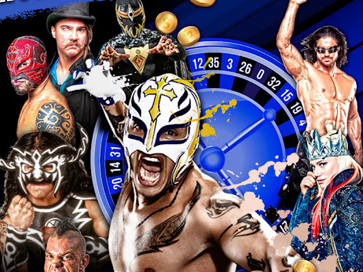 Rey Mysterio's Lucha Mayhem at Sycuan Casino tickets on Yapsody.