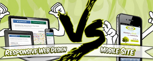 Why is Responsive Design Better Than Having a Mobile Site?