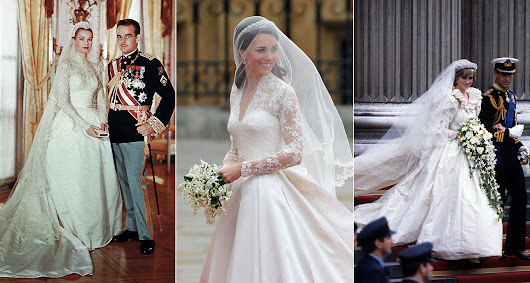 Best royal wedding dresses of all time | WHO Magazine