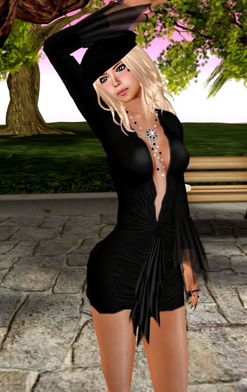 OuTRage! Clothing: Thalia Dress