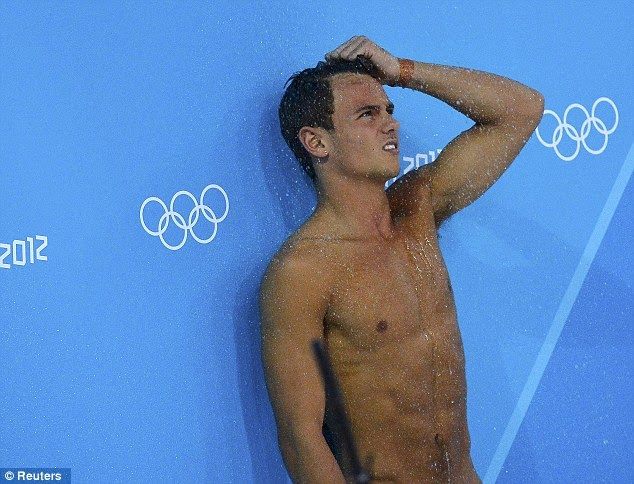 Teenage boy, 17, arrested over hate Tweets sent to Olympic diver Tom Daley after he missed out on a medal