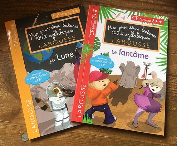 Une collection 100% syllabique pour les lecteurs débutants