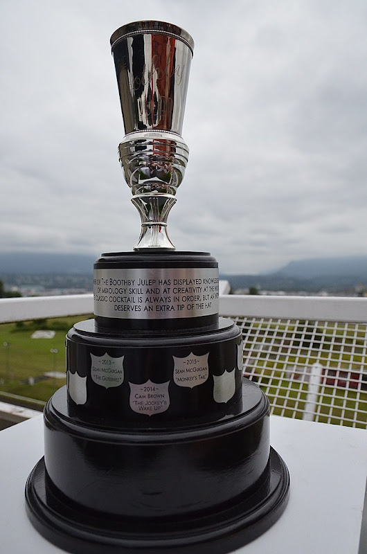 Deighton Cup 2016 - Cocktail Jockey Competition