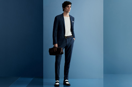 CANALI SPRING/SUMMER 2015 CAMPAIGN + SHOP - THE PREP GUY