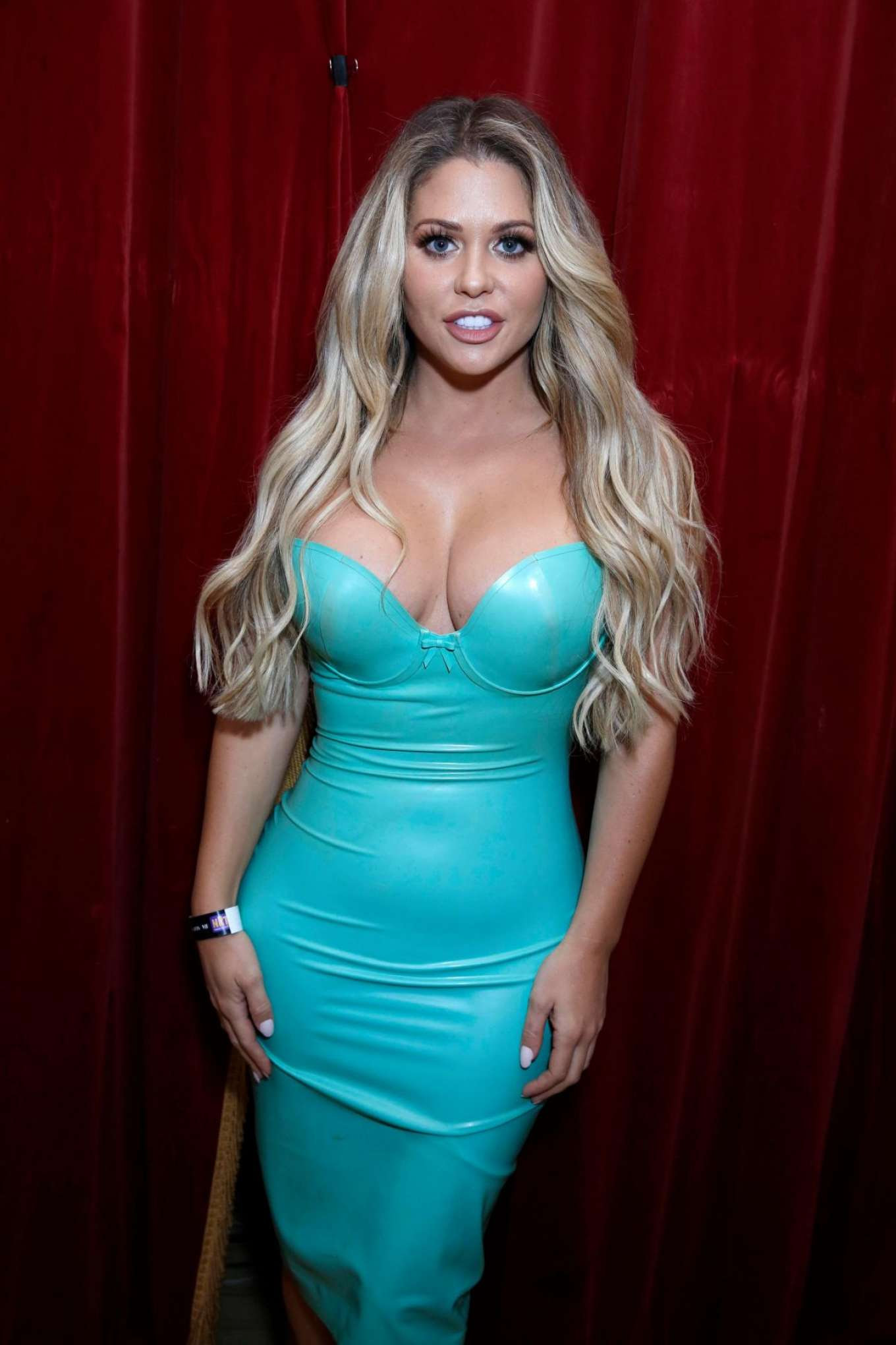Bianca Gascoigne – 2018 National Reality TV Awards in London | Indian Girls Villa - Celebs Beauty, Fashion and Entertainment