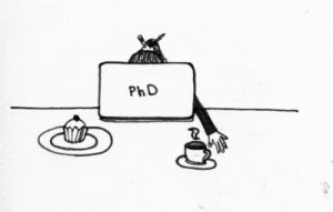 PhD and coffee