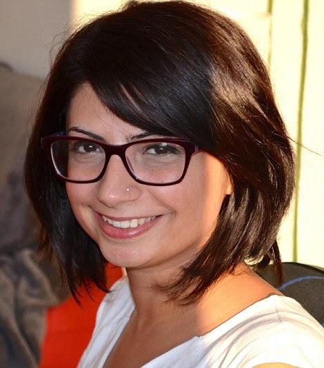 Fabrizia Lorenzo, na foto, 30, é um especialista em transportes trabalhando em Berlim, mas seu primo disse que não tinha notícias dela desde a noite passada