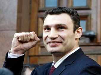 Виталий Кличко считает часы до сдачи Киева Путину