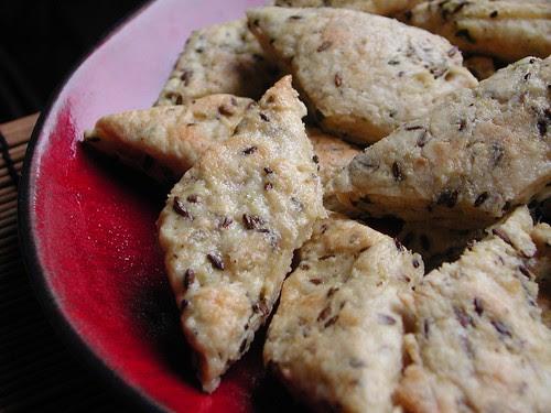 Cumin Pastries