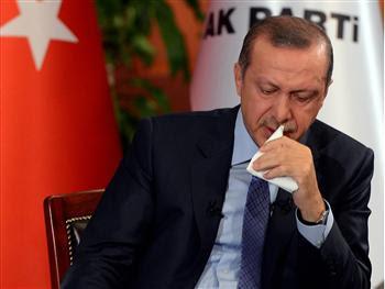 Αποκαλυπτικά δάκρυα Ερντογάν για νεκρή στο Κάιρο…