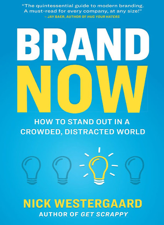 Brand Now – Book Interview - Heidi Cohen
