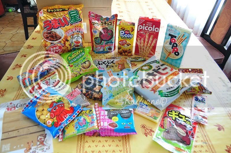Pack découverte Candysan