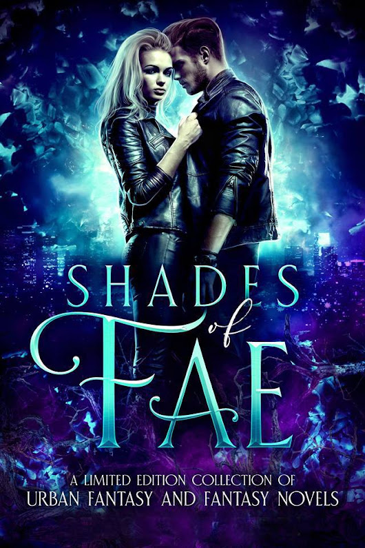 Shades of Fae Collection by Various authors Blog Tour & Giveaway