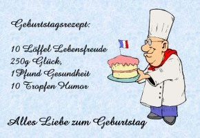 Geburtstagswunsche Chef Witzig Geburtstagsw252nsche