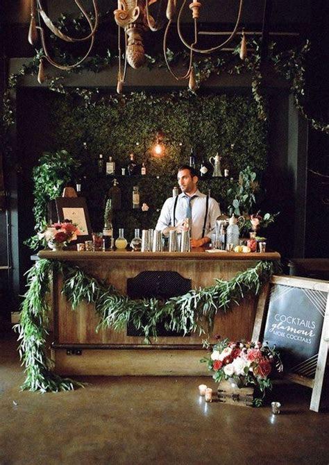 Trending 15 Wedding Reception Bar Ideas for 2018   Oh Best