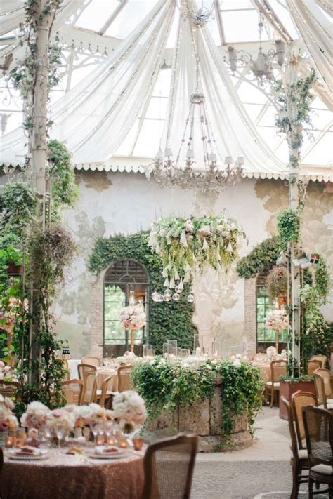 Glamorous Blush and Gold Destination Wedding in Rome