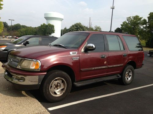 Purchase used 1997 Ford Expedition XLT Sport Utility 4 ...