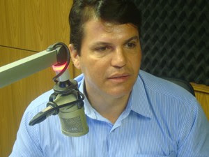 Secretário falou sobre concursos no Maranhão em entrevista nesta sexta-feira (9). (Foto: Zeca Soares/G1)