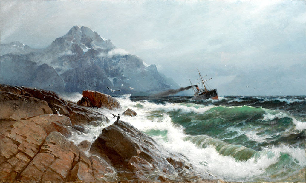 Carl Wilhelm Barth - Marine (1885).jpg