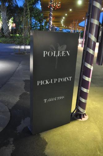 pollen buggy