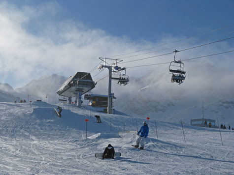 Whistler Blackcomb Chairlifts and Gondolas