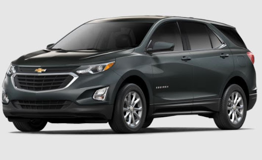 2018 Chevy Equinox Gets Refreshed Styling