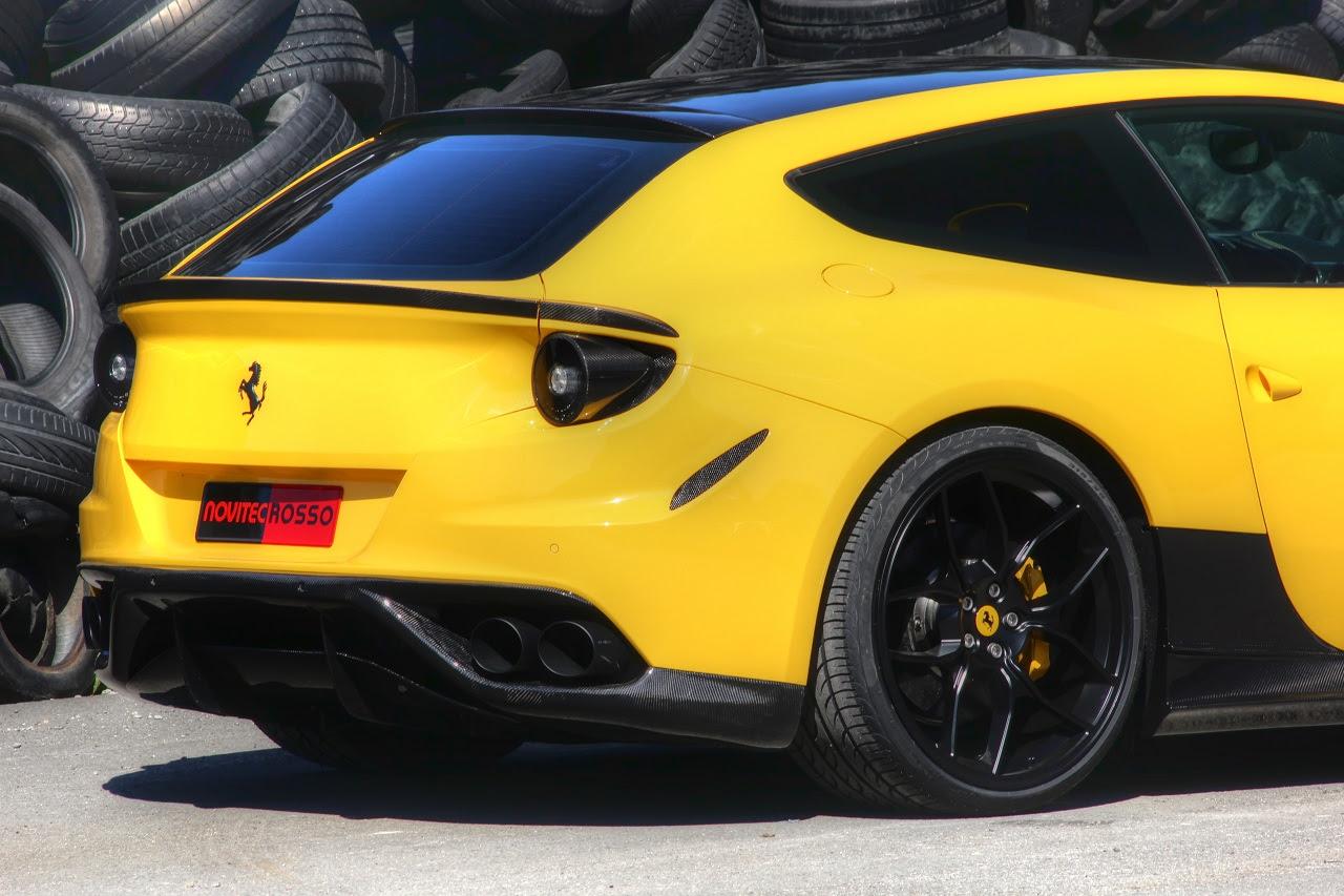 Ferrari FF 2012 preparado por Novitec Rosso   Lista de Carros
