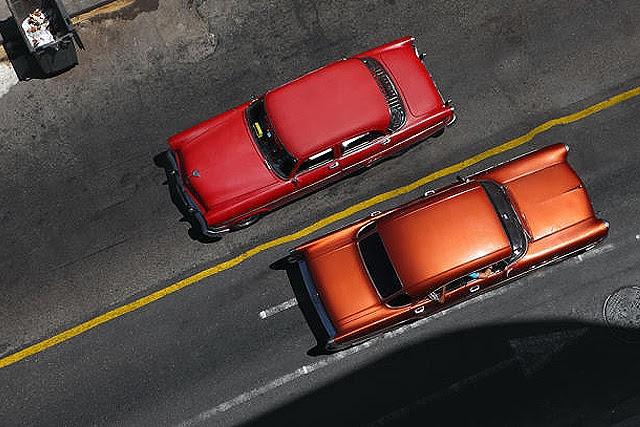 Κούβα: Κλασικά αυτοκίνητα παγωμένα στο χρόνο