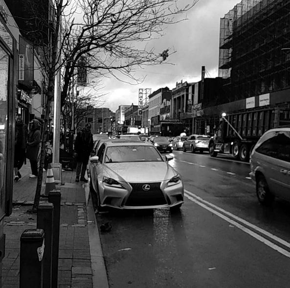 Harlem in B&W (by Jose Vilson)