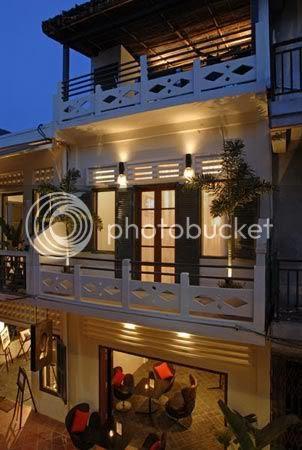 The One Hotel Angko facade 2