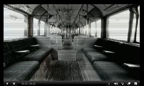 Tube at Denton Station