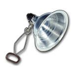 "Bayco Sl-300N4 Clamp Light with Aluminum Reflector, 8.5"""