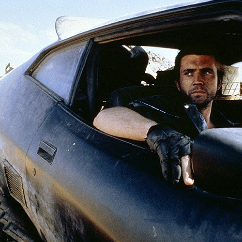 fuckyeahsciencefiction:<br /><br />kaktak:<br /><br />Mad Max2:The Road Warrior - Mel Gibson
