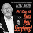 What's Wrong with Damn Near Everything!: How the Collapse of Core Values Is Destroying Us and How to Fix It: Larry Winget: 9781119417026: Amazon.com: Books
