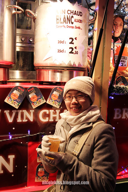 wee pin and her mulled wine