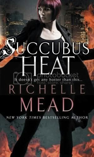 Succubus Heat bu Richelle Mead